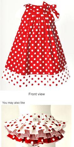 Vestido niña - verano - falda
