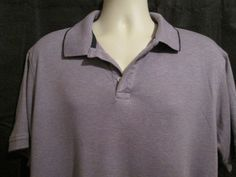 IZOD Golf Polo Mens Shirt Large Gray Short Sleeves Cotton Blend in Clothing, Shoes & Accessories, Men's Clothing, Casual Shirts | eBay