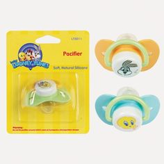 Baby Looney Tunes Pacifier (BPA Free)