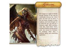 Monolith Board Games LLC is raising funds for Mythic Battles: Pantheon on Kickstarter! Greek Creatures, Olympians, Greek Mythology, Folklore, Creepy, Beast, Battle, David, Hero