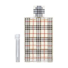 Burberry Brit By Burberry Eau De Parfum Vial ($1.99) ❤ liked on Polyvore featuring beauty products, fragrance, eau de parfum perfume, burberry, burberry fragrance, eau de perfume and burberry perfume