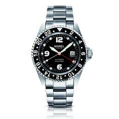 Nivrel Deep Ocean Diver Watch