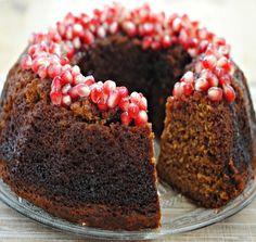 Η χειμωνιάτικη καρυδόπιτα με ρόδι - gourmed.gr
