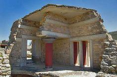 Knossos Crete, www.kretagriekenland.nl Fotocredits @KretaGriekenland.nl