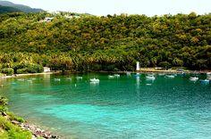 Anse À La Barque ,Bouillante ,Guadeloupe