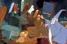 Merlin l'enchanteur (1963)