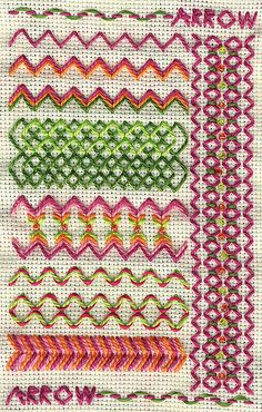 Lesson 4 Postcard Sampler by cj33, via Flickr