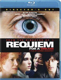 Amazon.com: Requiem for a Dream (Director's Cut) [Blu-ray]: Ellen Burstyn, Jennifer Connelly, Keith David, Louise Lasser, Christopher McDona...