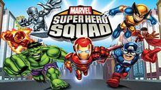 The Super Hero Squad Show (no Brasil Esquadrão de Heróis)[1] é um desenho estadunidense, que f...