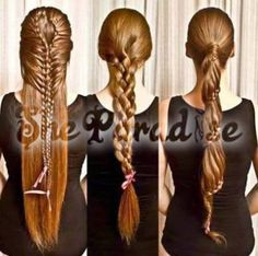 Party Hairstyles For Long Hair http://www.sheparadise.com/2015/05/party-hairstyles-for-long-hair.html