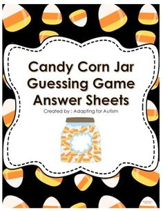 "FREE MATH LESSON - ""Halloween Party Game: Guess the Number of Candies in the Jar [Answer Sheets]"" - Go to The Best of Teacher Entrepreneurs for this and hundreds of free lessons. Kindergarten - 5th Grade #FreeLesson #Math #Halloween http://www.thebestofteacherentrepreneurs.net/2014/09/free-math-lesson-halloween-party-game.html"