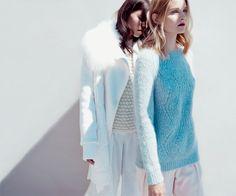 Kuschlige Mode für die kalten Tage (Redaktion: Daniella Gurtner; Fotos: Amanda Camenisch)
