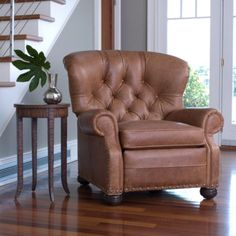 ethanallen.com - cromwell recliner | ethan allen | furniture | interior design