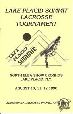 Lake Placid Summit Program Covers Through the Years | ILGear.com