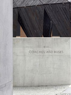 Concrete Wayfinding