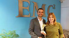 EMC Portugal reconhecida na EMEA