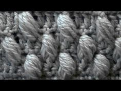 My name is Galina Belikova. Crochet, knitting and other kinds of needlework I am doing since childhood. On my channel you will find lessons for crochet of va. Bobble Crochet, Crochet Stitches, Stitch 2, Merino Wool Blanket, Crochet Projects, Needlework, Knitting, Crocheting, Tutorials