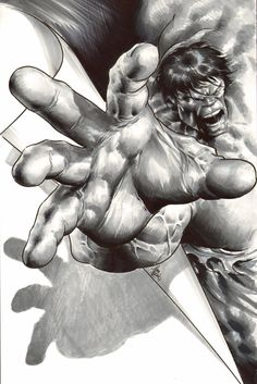 With the release of the Avengers movie and the upcoming 2015 release of the Avengers Age of Ultron, the incredible Hulk is more popular than ever. The comedic value of the Hulk was one of the things that made the Avengers movie such a smash hit,. Hulk Marvel, Marvel Comics, Marvel Art, Marvel Heroes, Hulk Avengers, Comic Book Characters, Comic Book Heroes, Marvel Characters, Comic Character