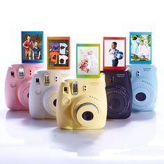 Check it out Fujifilm Instant Film Cameras on #zulily today! These are so cute & make great gifts