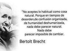 11 Mejores Imágenes De Bertolt Brecht Pensamientos