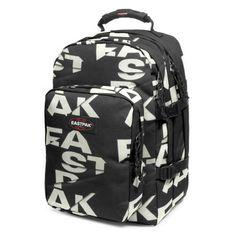 Cool Eastpak provider, EK520, type black  Skoletasker til unge til Rygsække til hverdag og til fest