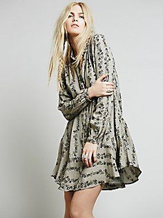 Buttondown Shirt Dress
