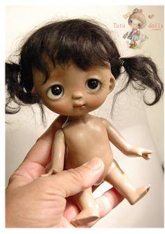Tutu Black Wig, Bjd, Tinkerbell, Tutu, Wigs, Dolls, Disney Princess, Trending Outfits, Disney Characters
