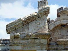 tetrapylon detail, Aphrodisias | Flickr – Condivisione di foto!