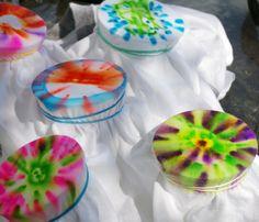 Creative Kids :: Sharpie 'Tie Dye'