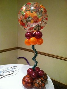 20+ Best balloon thanksgiving decor images | balloons ...