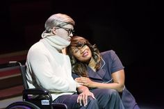 Review: Starring McHenry County actor as Roger Ebert, 'BlackWhite Love Play' tells moving story