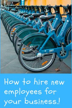 Thinking about hiring new employees? Read on to get insights into how and when to hire a new employee. Employee Handbook, New Employee, Start Up Business, Business Tips, Hiring Employees, Staff Training, Employee Appreciation, Job Description, Earn Money Online