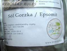 Sól epsom - moje odkrycie w pielęgnacji włosów i ciała.