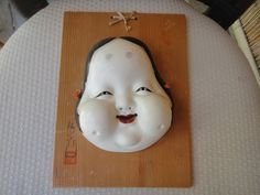 Japanese Noh Masks lot of three vintage maske by MilliesAttique on Etsy