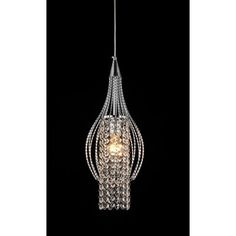 Paris Crystal Chandelier | Overstock.com Shopping - The Best Deals on Chandeliers & Pendants