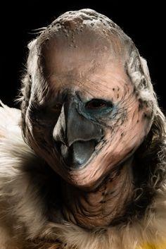 syfy faceoff, syfy face off, faceoff season 5, special effects makeup, face off on syfy, faceoff makeup, laura