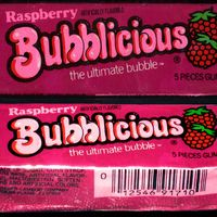 "Sweet creamy raspberry inhale that carries over to a bubblegum exhale Growing up as a kid in the 80s, my favorite gum was raspberry ""Bubblicious"" bubblegum. This is my attempt to recreate this taste from memory, considering this flavor has been discontinued for over 20 years....damn I'm old lol. Good as a shake and vape and really comes together after a 24 steep. Feel free to tweek and any feedback would be appreciated. 5.0% [CAP] Bubble Gum 1.5% [TPA] Cotton Candy 2.0% ..."