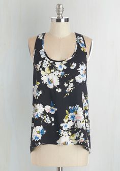 Have I Got Cruise For You Top. Surprise vacation? #black #modcloth