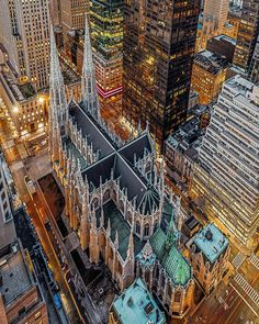St. Patrick's Cathedral!! New York City