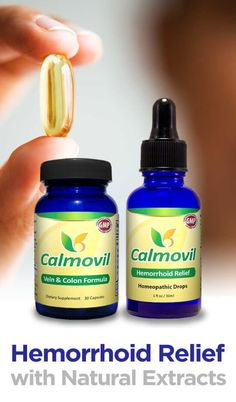 Calmovil: Natural Treatment for Hemorrhoids #hemrhoids #hemorrhoids #piles #remedies
