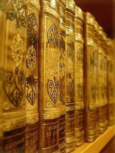 Gold books