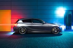 This BMW by AC Schnitzer has impressive motorsport qualities and it has just debuted at the Essen Motor Show. Bmw 116i, Bmw F30, Bmw Cars, Ac Schnitzer, Auto Motor Sport, Bmw 1 Series, Auto News, Car Wrap, Cars And Motorcycles