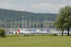 #Port de #Plaisance du #Lac de #Madine. Crédit photo : CDT Meuse/Michel PETIT