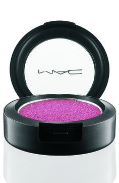 I use a lot of Mac products but this one is my favorite -MAC Rock Candy Pressed Pigments