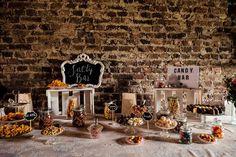 Tipps für die perfekte Salty und Candy Bar - Hochzeitskiste