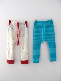 Baby Pants tutorial -making these