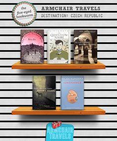 Books set in the Czech Republic.
