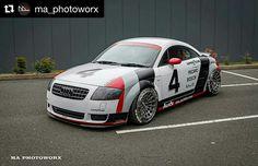 #tuning #sport #audi #ttAudi TT tuning sport Audi Tt Sport, Sport Cars, Race Cars, Audi Quattro, Tt Tuning, Audi Tt 225, Muscle Cars, Jdm, Sports Drawings