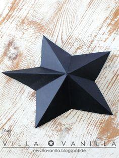 Sterne falten xmas pinterest origami - Stern falten anleitung kindergarten ...