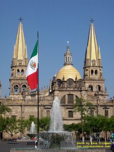 My beautiful home, Guadalajara, Mexico. I was born here but raised in California, USA.  I'm still proud to be Mexican and my culture. xoxo